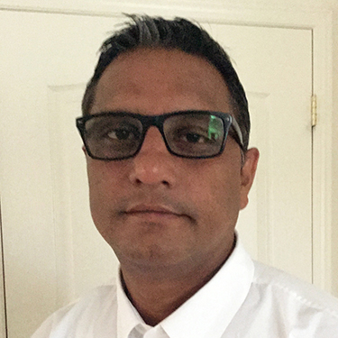 Ronald Parmanand - Energy Management Consultant